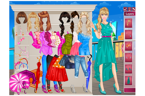 Barbie Games Makeup And Dress Up Games To Play Free ...