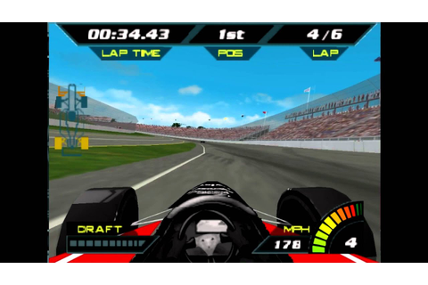 Indy Racing 2000 N64 Gameplay - YouTube