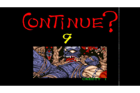 Ninja Gaiden/Shadow Warriors Game Over - YouTube