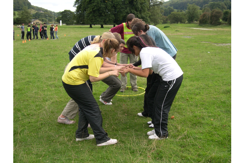 Corporate Events and Outdoor Activity Team Building with ...