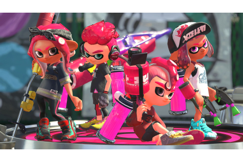 Splatoon 2: Octo Expansion Guide - New Campaign, New Gear ...