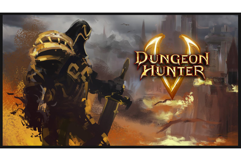 Dungeon Hunter 5 Gameplay - Android & iPhone Game - YouTube