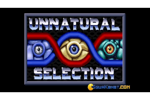Unnatural Selection gameplay (PC Game, 1993) - YouTube