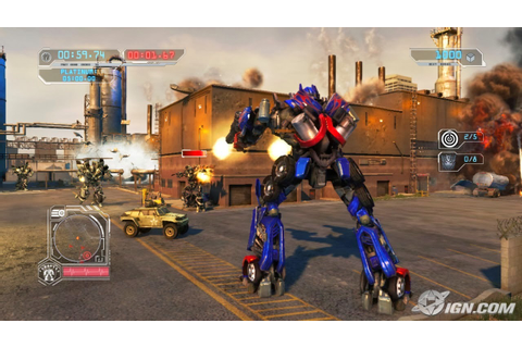 Game Transformers Revenge of the Fallen ~ GagalTotal666