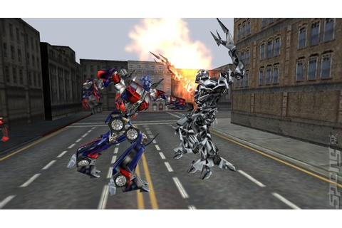 Transformers: The Game Free ISO/CSO PSP Games | FREE ...