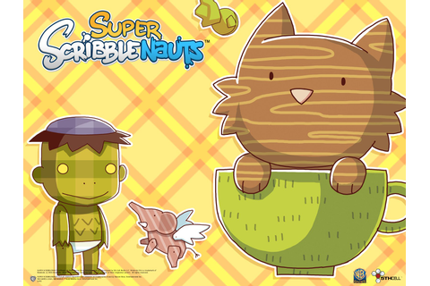 Super Scribblenauts Will Debut At Comic-Con 2010