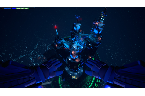 Consortium - The Tower (Herstellerbilder) - Screenshot ...