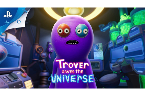 Trover Saves the Universe review: Put it in your eyeholes ...