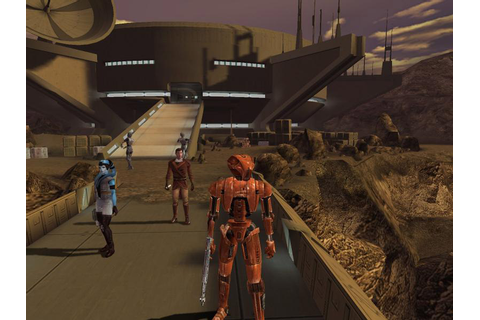 Knights of the Old Republic - Replaying the Classics ...