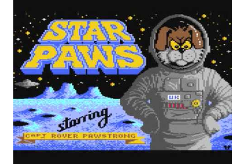 Star Paws C64 Music - YouTube