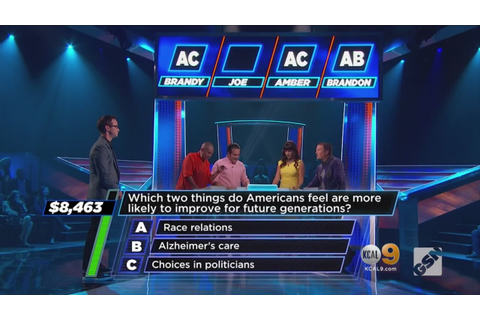 New Game Show Forces Strangers To Agree To Win Money - YouTube