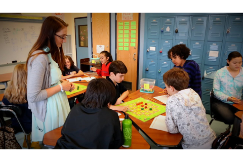 Managing Game-Based Learning in the Classroom - YouTube