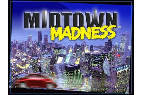 Midtown Madness - PC Review and Full Download | Old PC Gaming