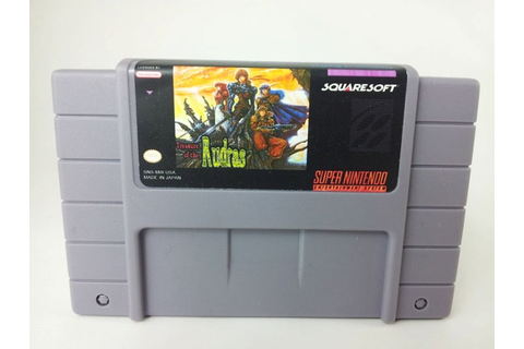 Treasure of the Rudras for Super Nintendo by ...
