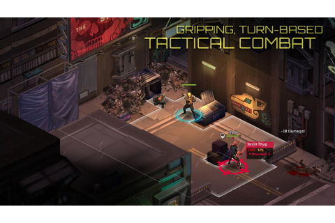 [New Game] The Cyberpunk RPG Shadowrun Returns Launches On ...