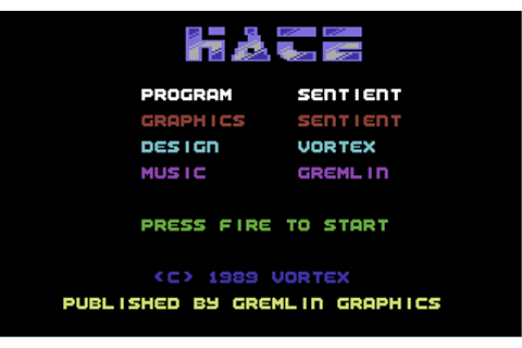 Download H.A.T.E: Hostile All Terrain Encounter (Commodore ...