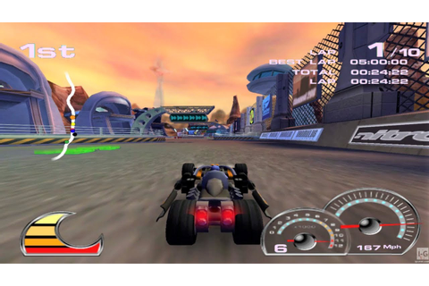 Drome Racers GameCube Gameplay HD - YouTube