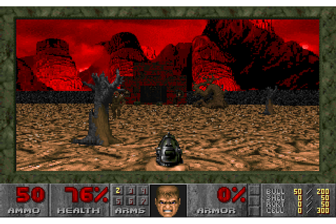 Doom (1993)(Id Software) Game