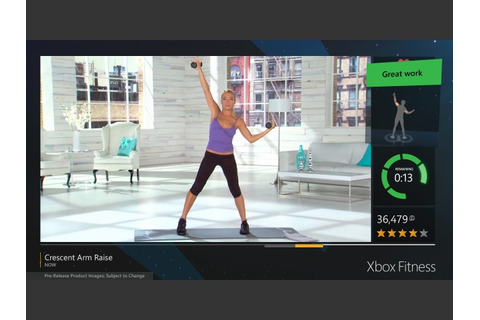Xbox Fitness Archives - GameRevolution