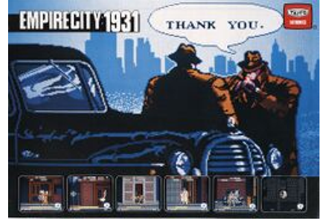 Empire City 1931 — StrategyWiki, the video game ...