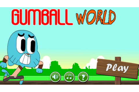 Gumball world Game | Download APK for Android - Aptoide