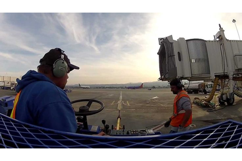 Day in the life of a Southwest ramp agent | Favorite ...
