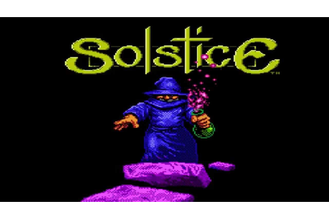 Solstice cheat codes for Nintendo (NES) Unlimited Lives ...