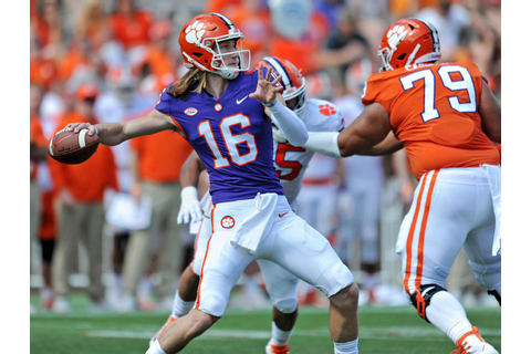Clemson holds Orange and White Spring game | Photo ...