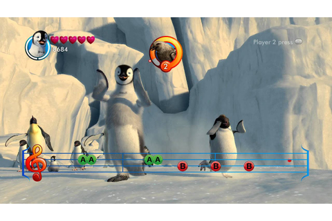 Happy Feet Two: The Video Game - Level 13 - YouTube
