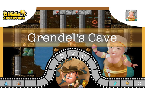 [~Frigga~] #C Grendel's Cave - Diggy's Adventure - YouTube