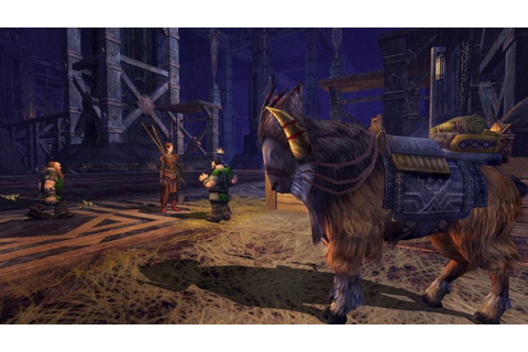 Lord of the Rings Online: Mines of Moria - Galerie ...