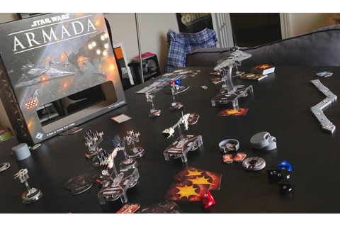 Review: Star Wars: Armada » Shut Up & Sit Down