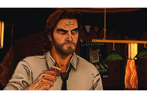 The Wolf Among Us Coming To iOS, Vita - IGN