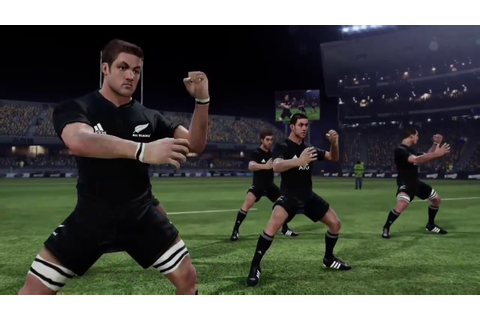 Rugby Challenge 3: The Haka (Xbox One) - YouTube