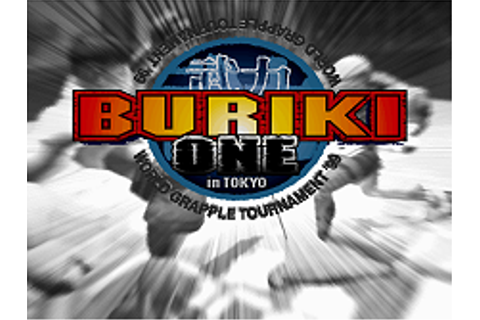 Buriki One (rev.B) ROM