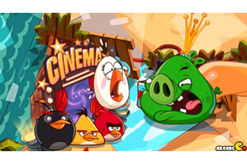 Angry Birds Epic - The Angry Birds Movie Fever Event 4-6 ...