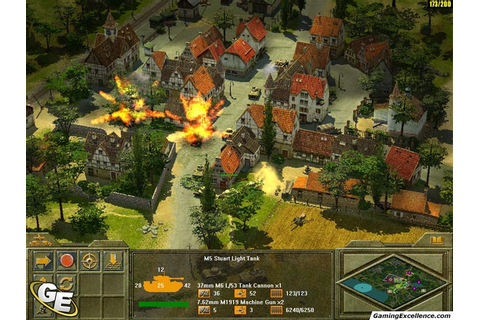 Blitzkrieg 2 Review - GamingExcellence