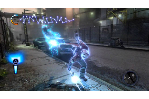 Infamous 2 All DLC - YouTube