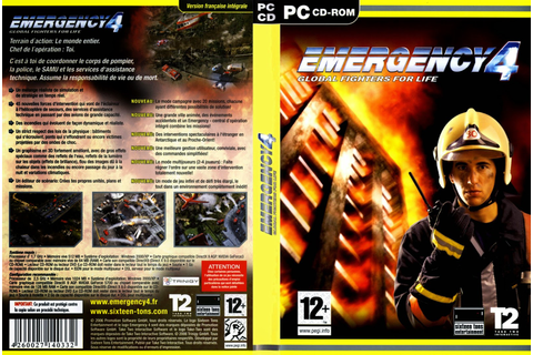 Emergency 4 Global Fighters For Life PC ~ Download Games ...