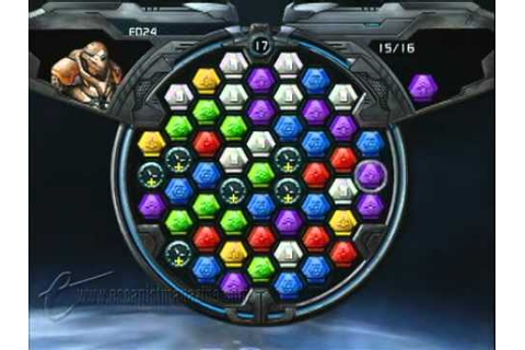 Puzzle Quest: Galactrix Review - YouTube