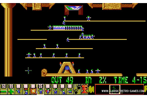 Get Lemmings download for free | Classic Retro Games