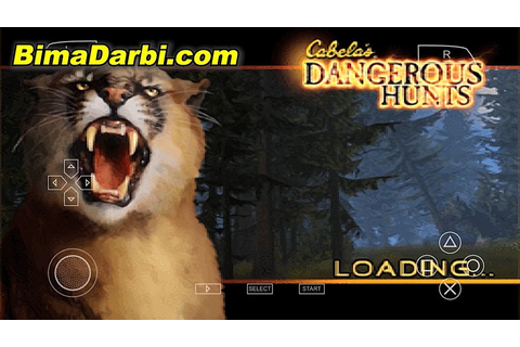 (PSP Android) Cabela's Dangerous Hunts: Ultimate Challenge ...