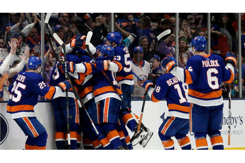 Josh Bailey's overtime goal gives Islanders a Game 1 ...