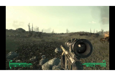 fallout 3 Gameplay HD - YouTube