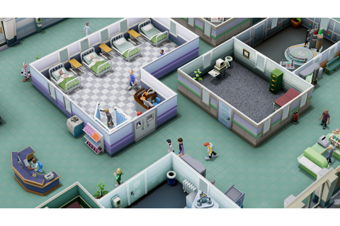 Two Point Hospital is a sim game in the works from Theme ...