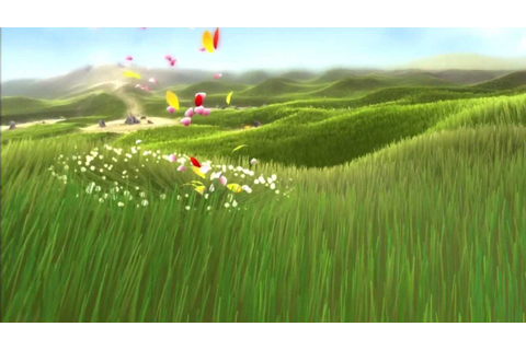 Flower PS3 Game (PSN) - Tribute :) - YouTube