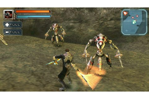 Bounty Hounds (2005) by Xpec PSP game