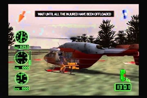 Air Ranger: Rescue Helicopter (PS2) RTA Speedrun - 35:42 ...