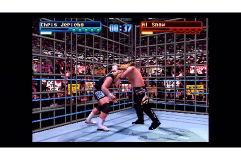 WWF Smackdown Game Review - YouTube