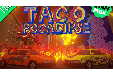 Tacopocalypse by Cherry Pie Games —Kickstarter